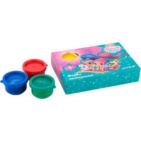 Краски пальчиковые KITE Shimmer&Shine, 6 цветов
