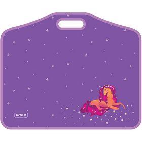 Пластиковый портфель KITE Lovely Sophie А3, 1 отделение