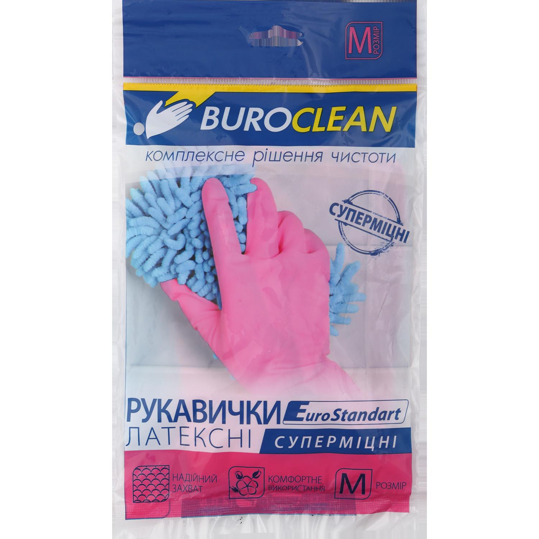 Перчатки хозяйственные Buroclean M