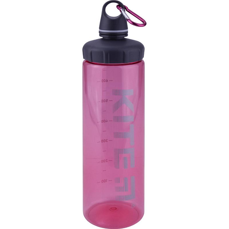 Бутылочка для воды KITE 750 мл, розовая - №1