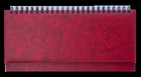 Планинг недатированныйBASE,бордовый