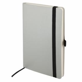 Еженедельник полудатированный Axent Partner Flex 12.5х19.5 см, серебро