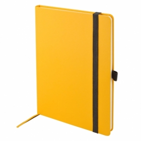 Еженедельник полудатированный Axent Partner Strong 12.5х19.5 см, желтый