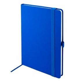 Еженедельник полудатированный Axent Partner Strong 12.5х19.5 см, светло-синий