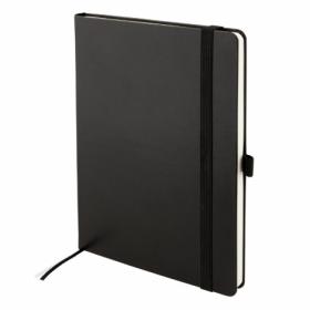 Еженедельник полудатированный Axent Partner Strong 12.5х19.5 см, черный