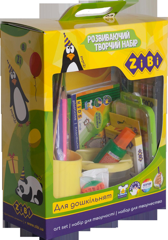 Набор для детского творчестваZiBi, 18 предметов