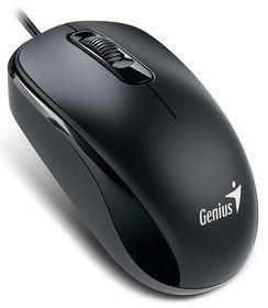 Мышь GENIUS DX-110, черная