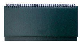 Планинг недатированный Buromax BASE 32х12.5 см, зеленый