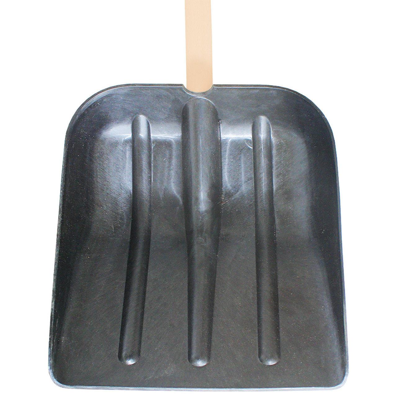 Лопата автомобильная совковая 310х270 мм