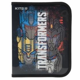 Папка на молнии KITE Transformers В5