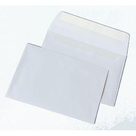 Конверт Куверт С6 СКЛ с внутренней печатью, 1000 шт, белый