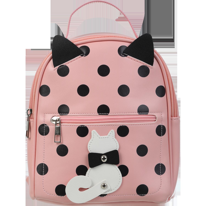 Рюкзак  ZiBi PUSSY CAT, розовый - №1