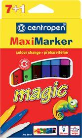 Фломастеры Magic Maxi 8649, Centropen, 14 цветов