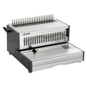 Биндер bindMARK CB330E электрический