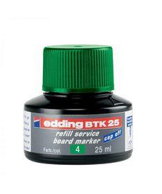 Чернила e-BTK25 для заправки маркеров для досок,зелёный