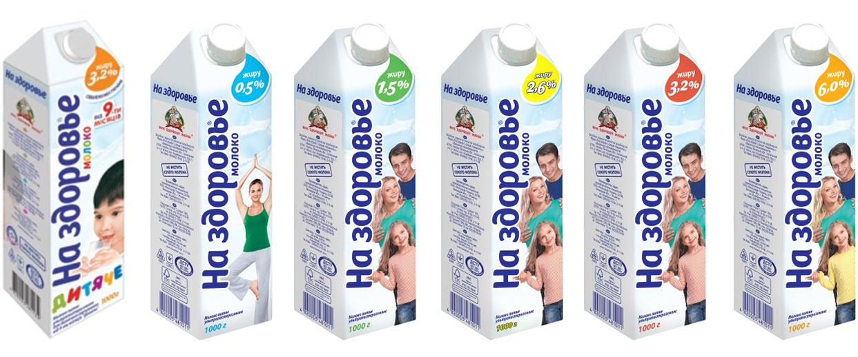 Молоко, сливки
