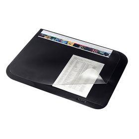 Подкладка для письма Leitz 500х650 мм, черная с клапаном