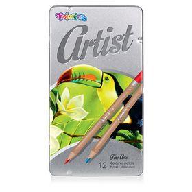 Карандаши цветные Colorino Artist, 12 цветов