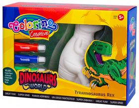"Набор для рисования Colorino ""Тиранозавр Рекс"""