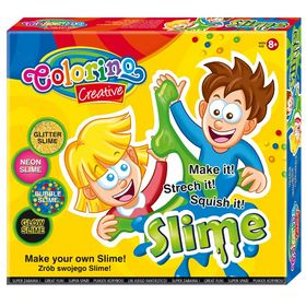 "Набор для создания слаймов Colorino ""Slime"""
