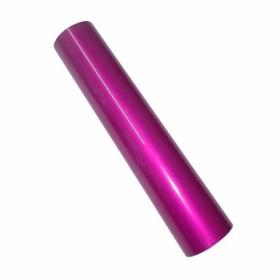 Фольга Crown Roll Leaf 12 МА40-710, 210 мм, 30.5 м, розовая