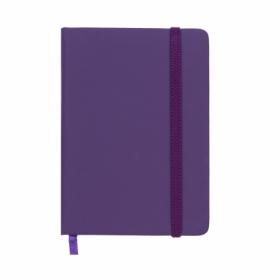 Ежедневник датированный 2022 BuromaxTOUCHME,фиолетовый
