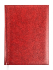 Ежедневник недатированныйBASE (Miradur),красный