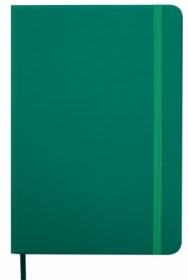 Ежедневник недатированныйTOUCHME,зеленый