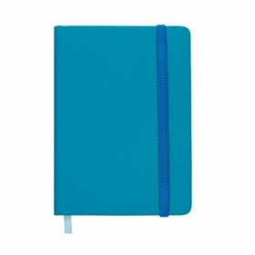 Ежедневник недатированныйTOUCHME,голубой