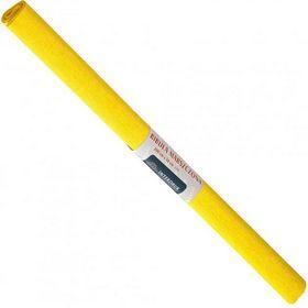 Бумага креповая рулонная INTERDRUK, 200х50 см, желтая
