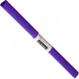 Бумага креповая рулонная INTERDRUK, 200х50 см, пурпурный