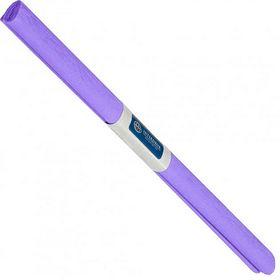 Бумага креповая рулонная INTERDRUK, 200х50 см, светло -фиолетовая