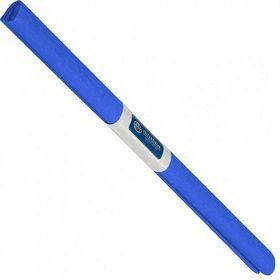 Бумага креповая рулонная INTERDRUK, 200х50 см, синяя