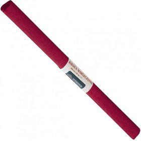 Бумага креповая рулонная INTERDRUK, 200х50 см, темно-красная