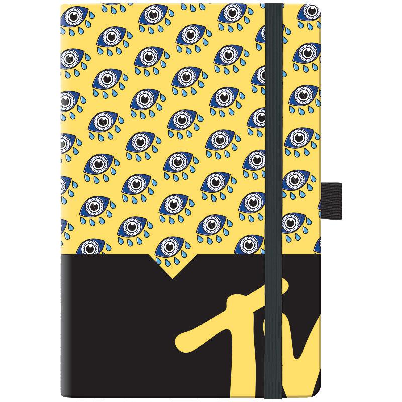 Еженедельникнедатированный Brunnen Смарт Графо MTV-2 А5