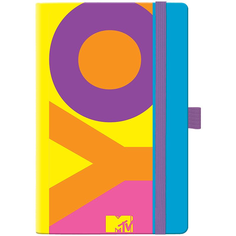 Еженедельникнедатированный Brunnen Смарт Графо MTV-4 А5