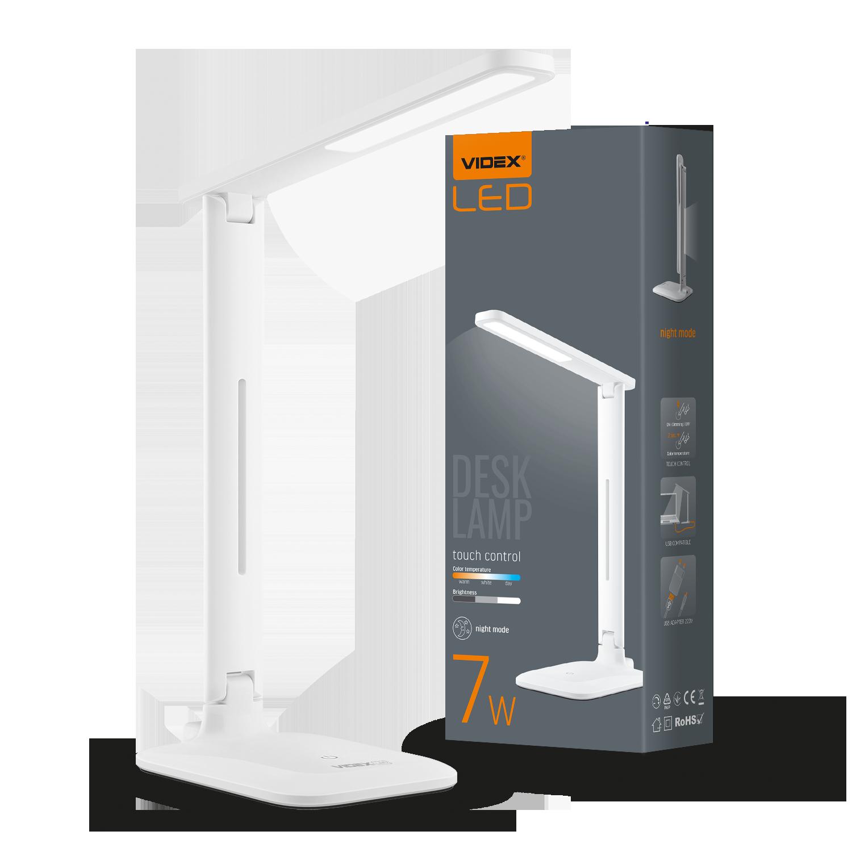 Лампа настольная светодиодная VIDEX Led