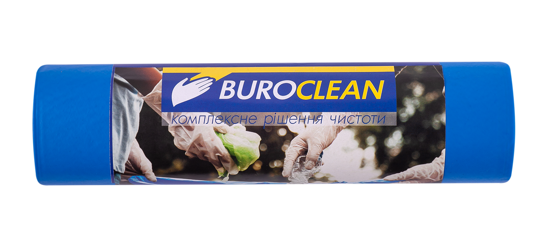Пакеты для мусора BuroClean EuroStandart прочные 240 л, 5 шт