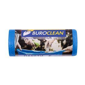 Пакеты для мусора BuroClean EuroStandart прочные 35 л, 30 шт