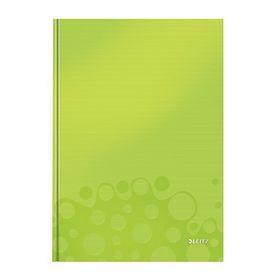 Блокнот в твердом переплете, А4 линия, 80 листов,плотность бумаги  90 гм.