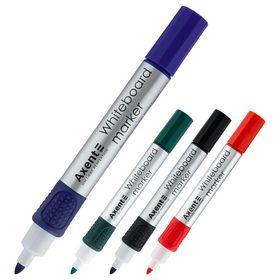 Набор маркеров для досок Axent 2551, 2 мм, 4 шт, ассорти