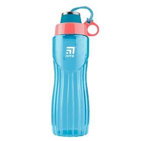 Бутылочка для воды KITE 800 мл, бирюзовая