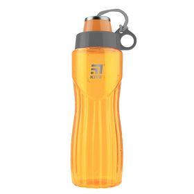 Бутылочка для воды KITE 800 мл, оранжевая