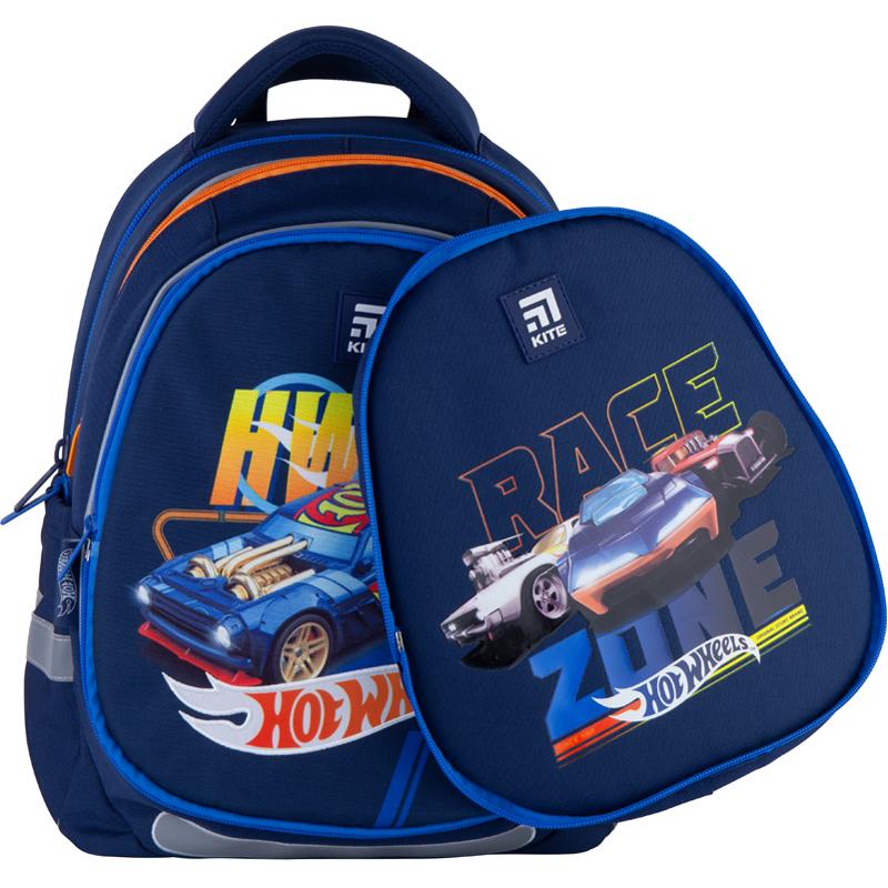 Рюкзак Kite Education 700(2p) Hot Wheels - №1
