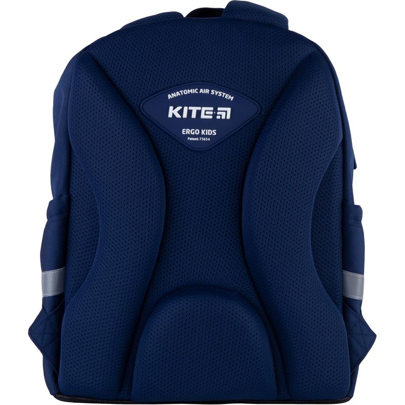 Рюкзак Kite Education 700(2p) Hot Wheels - №6