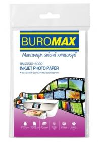 Фотобумага глянцевая 10х15 см, 230 г/м2, 20 листов
