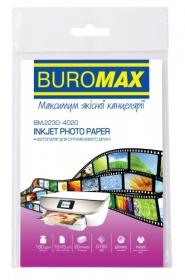Фотобумага глянцевая 10х15 см, 180 г/м2, 20 листов