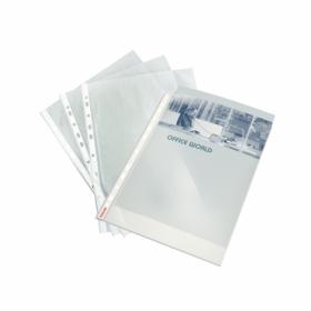 Файл для документов Esselte Premium А4, 105 мкм, 10 шт
