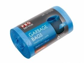 Пакеты для мусора PRO SERVICE Standard 35 л, 100 шт, синие