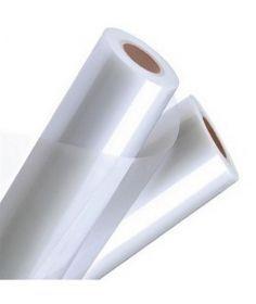 Пленка рулонная TOSHEN глянцевая PET 440 мм, 100 м, 75 мкм